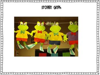 Froggy Math and Literacy Fun