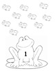 Froggy Number Match