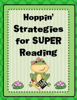 Froggy Reading Strategies (Aussie Version included)