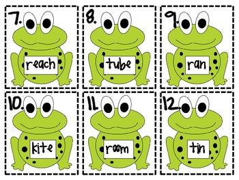 Froggy Rhymes