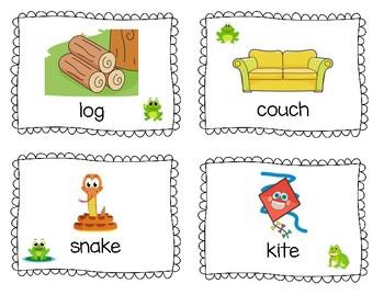 Froggy Sentences