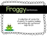 Froggy Sentences