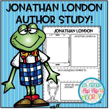 Author Study Jonathan London...Froggy!