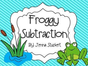 Froggy Subtraction