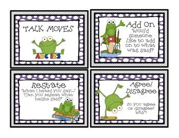Froggy Talk Moves