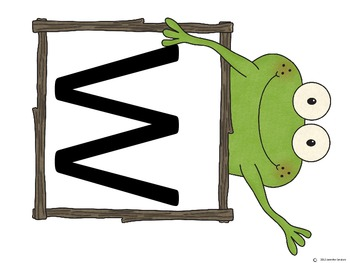 Froggy Welcome for your Classroom Door