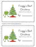 Froggy's Best Christmas Emergent Reader