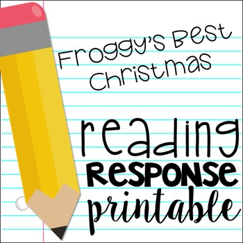 Froggy's Best Christmas Sequencing