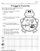Froggy's Favorite-probability