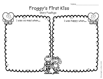 Froggy's First Kiss BUNDLE