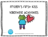Froggy's First Kiss Valentine Activities