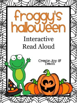 Froggy's Halloween Interactive Read Aloud