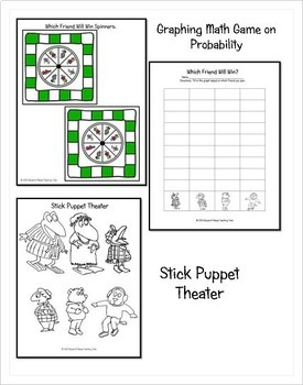 Froggy's Best Christmas Literacy and Math Center Activities