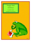 Froggy's Best Christmas story by Jonathan London Reading,