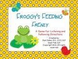 Froggy's Feeding Frenzy Game