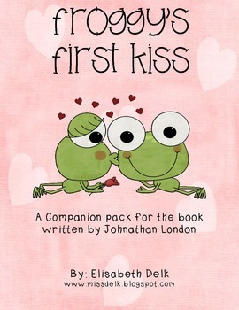 Froggy's First Kiss {Companion Pack}