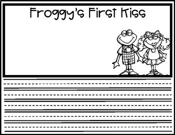 Froggy's First Kiss, The Day It Rained Hearts, and More!