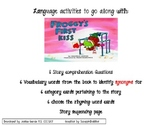Froggy's First Kiss- language activities