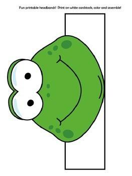Frog Life Cycle Craft