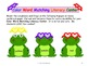 Frogs, A Thematic Literacy Unit - Incorporates Common Core
