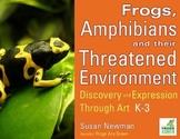 Frogs, Amphibians and their Threatened Environment PPT