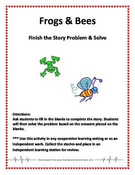 Frogs & Bees