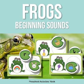 Frogs Beginning Sounds