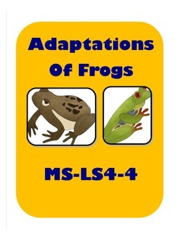 Frogs: Behavioral and Physical Adaptations