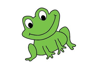 Frogs Clip Art and Templates