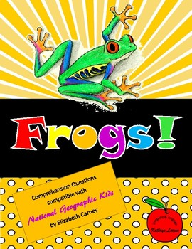 Frogs / Compatible with National Geographic Kids
