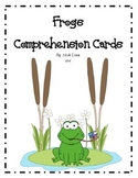 Frogs Comprehension Cards