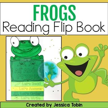 Frogs Flip Book