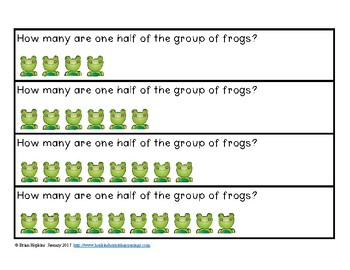 Frogs Fractions of a Group