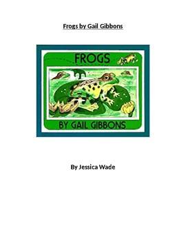 Frogs Interactive Read Aloud