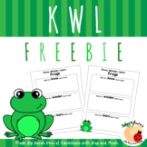 Frogs - KWL