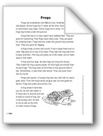 Frogs (Lexile 480)