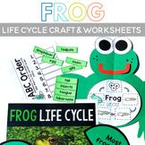 Frogs Mini Literacy Unit