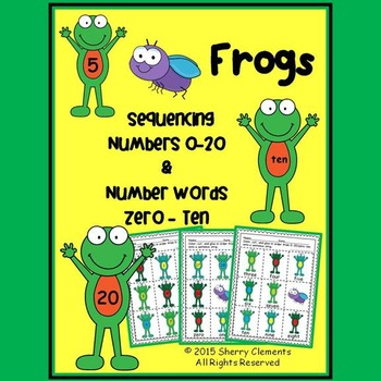 Frogs Sequencing