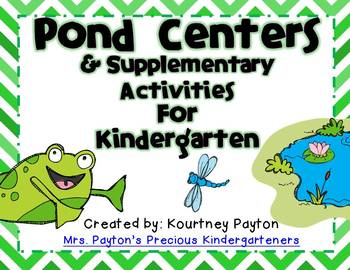 Frogs & Pond Centers