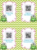 Frogs QR Codes: 16 Stories for Science and Daily Five Listen to Reading Centers