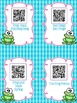 Frogs QR Codes: 16 Stories for Science and Daily Five List