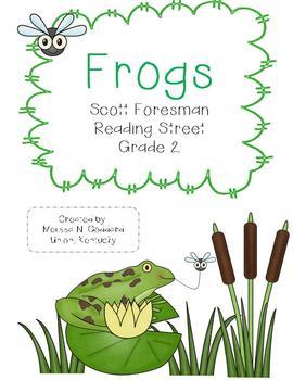 Frogs : Reading Street : Grade 2