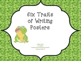 Frogs Six Traits of Writing Posters