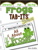 Frogs Tab-Its®