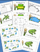 Frog Life Cycle Math and Literacy Activities Bundle, Frog Unit