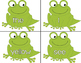 Frogs Write The Room