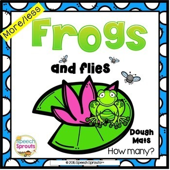 Frogs and Flies: Quantity Concepts More, Less, Altogether