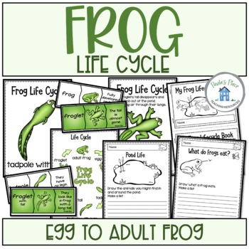 Frog Life Cycles