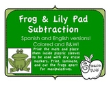 Frogs and Lily Pads!