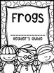 Frogs by Gail Gibbons Supplemental Activities (Reading Street Lesson Eighteen)